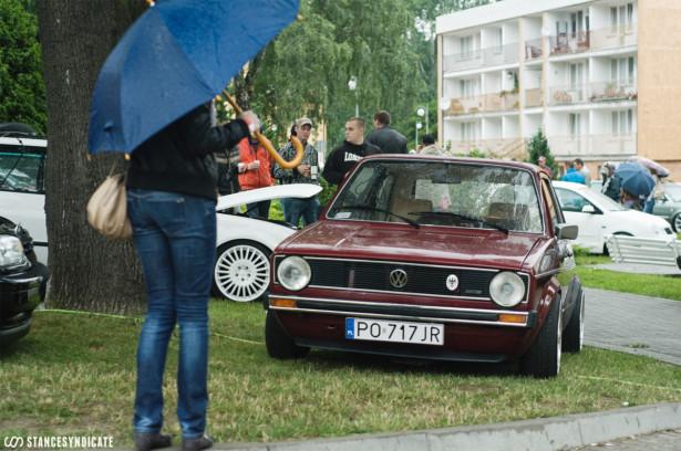 Speed's VW Golf Mk1 G60