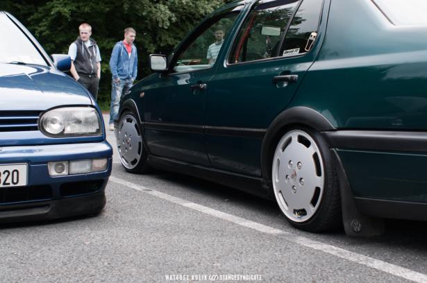 Mk3 Meet at Lough Ennell, Ireland