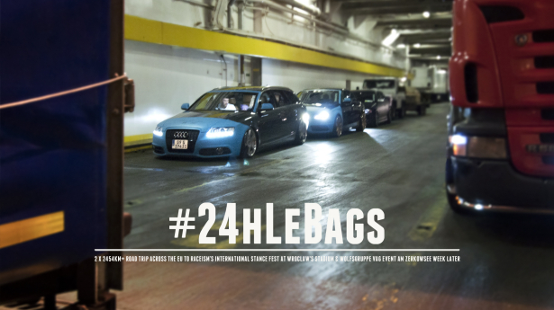 #24hLeBags 2014