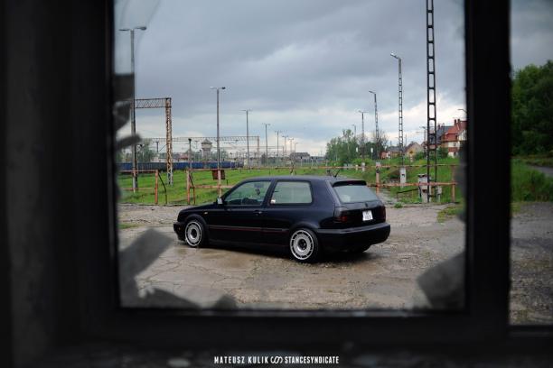 Tomek's VW Golf Mk3 GTI 20 Jahre US