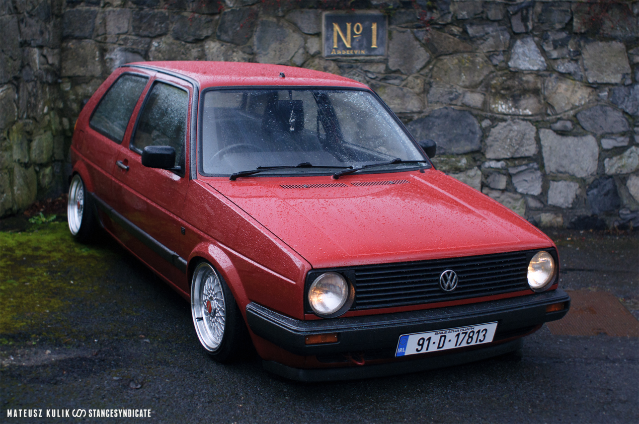 Mo's VW Golf Mk2 1.3