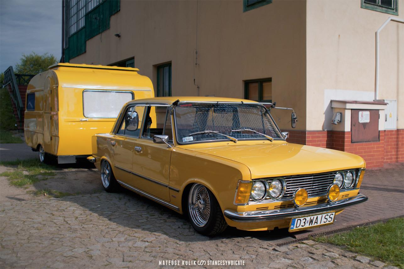 Fiat 125p Waiss