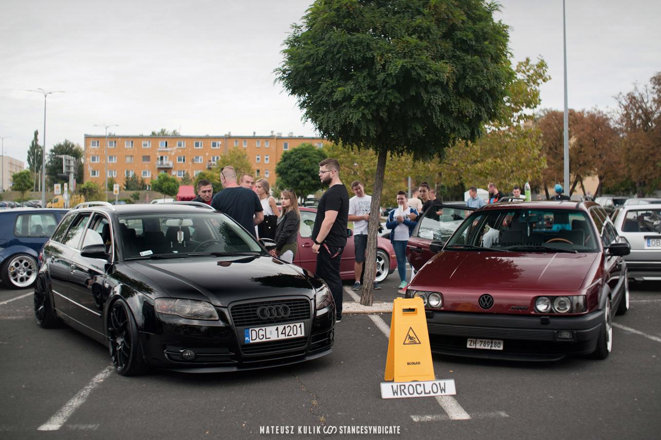 Audi A4; Passat B3