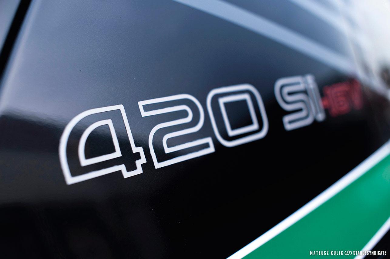 Volkswagen Golf Mk3 GTI COX 420Si 16v