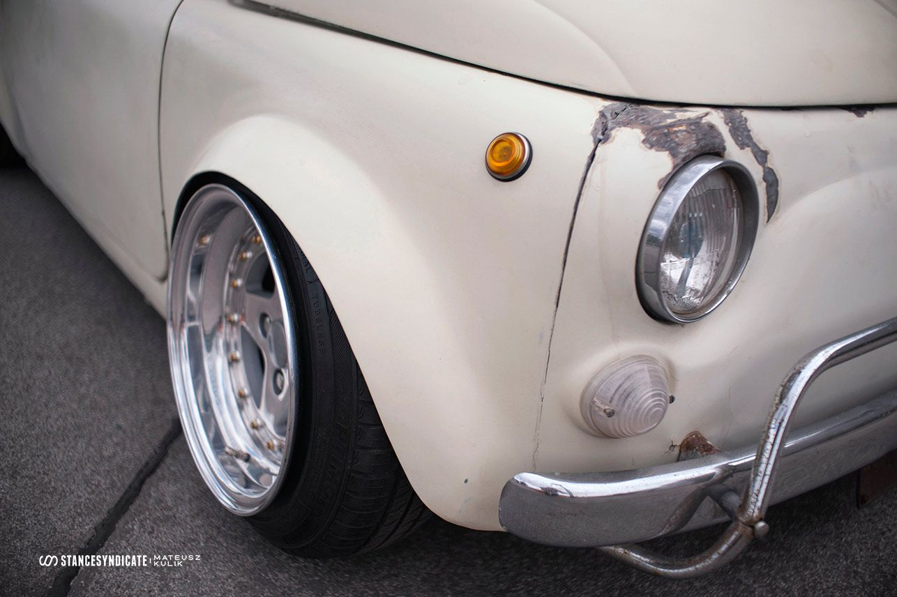 Fiat 500 - No.1 - at Raceism - The Event 2018