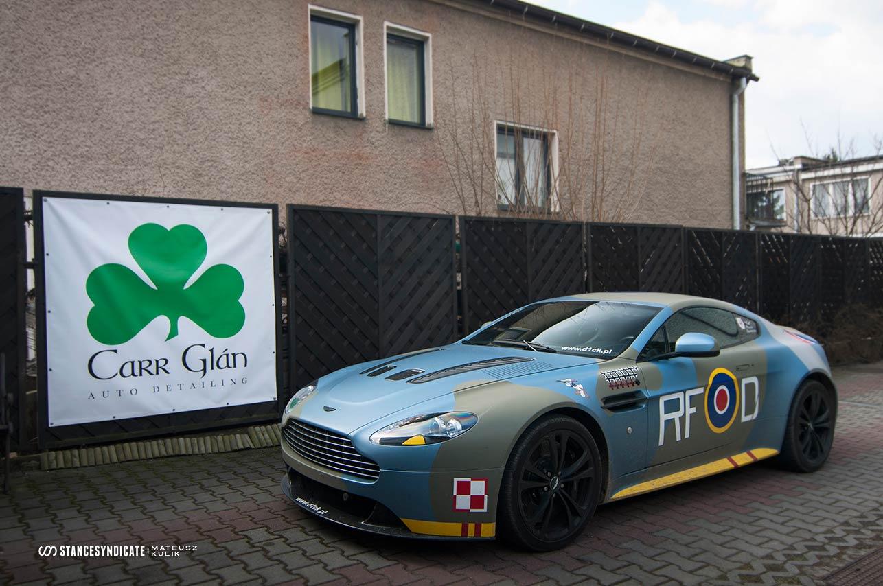 Aston Martin Vantage 303