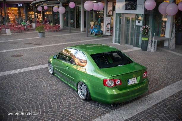 Volkswagen Jetta Mk5 Coupe (two door)
