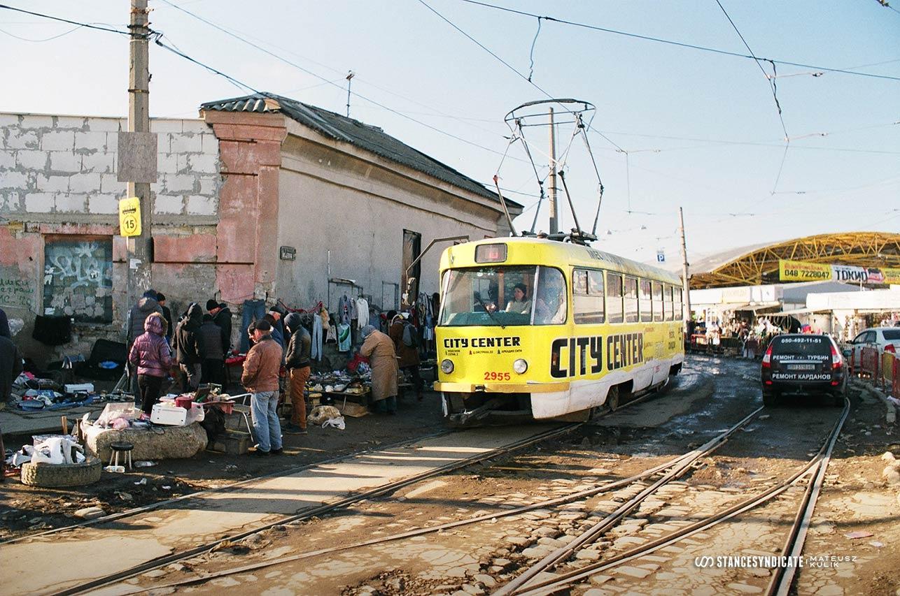 Odessa 2018 - 35mm film