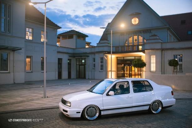 Koniak - VW Jetta Mk3 VR5