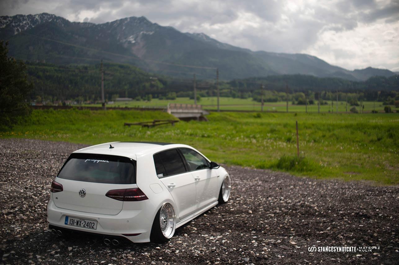 Barry's VW Golf Mk7